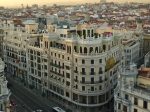 view from Circulo de Bellas Artes